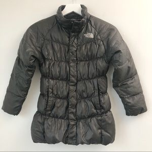 The North Face Girl's puffer jacket